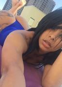 Thick babe in a bikini