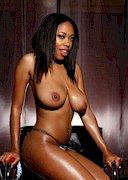 Amber Fox topless