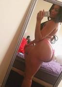 Angelina Cruz in a bikini