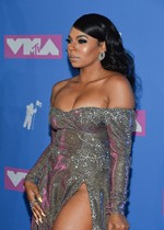Ashanti at the 2018 MTV VMAs