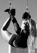 Beyonce getting fit