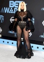 Blac Chyna at the BET Awards