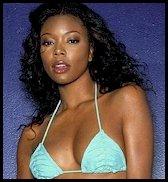 Gabrielle Union in a bikini