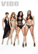 Braxtons in swimsuits