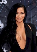 Cassie Ventura at the 2015 BET Awards