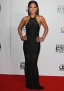 Christina Milian in a tight dress