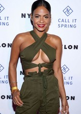 Christina Milian cleavage