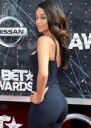 Draya Michele at the 2015 BET Awards