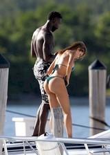 Farrah Abraham bikini booty
