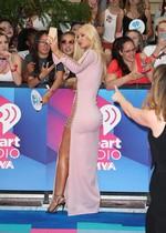 Iggy Azalea in a tight dress