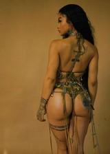 India Love in a bikini