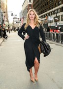Iskra Lawrence in a tight dress