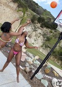 Jada Fire and Aryana Starr