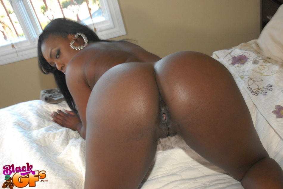 Naked Booty Black Women