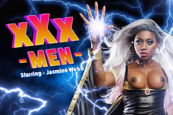 Storm XXX cosplay