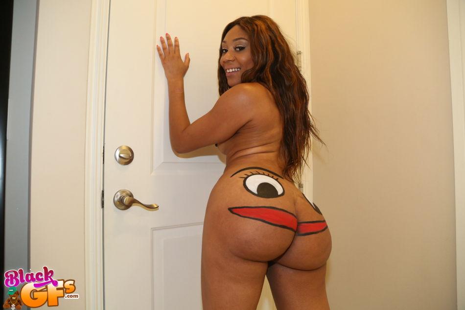 image Sexy black girls get fucked in this free ebony porno compila