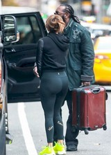 Jennifer Lopez in tights