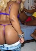 Big booty babes