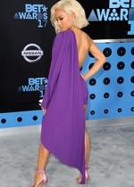 Karrueche Tran at the BET Awards
