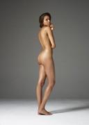 Naked brown girl
