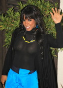 Kelly Rowland see through