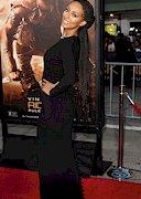 Keri Hilson is sexy in black