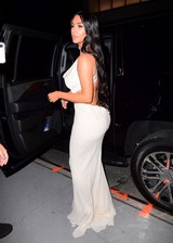 Kim Kardashian got ass