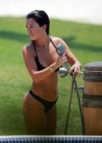 Kardashian bikini ass