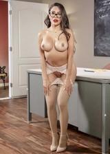 Big booty teacher