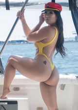 Thick Asian babe