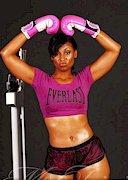 Ms Juicci the sexy boxer