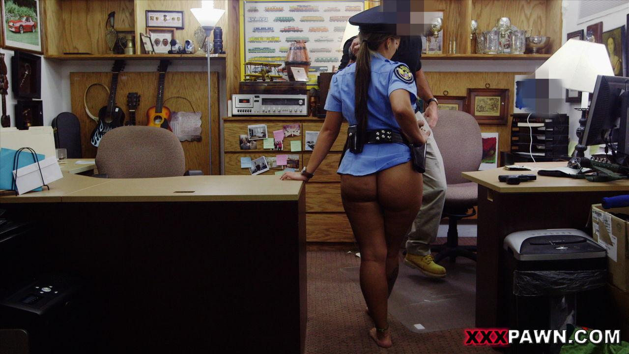 Xxx pawn police officer full milf cops 4