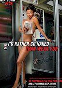 Nia Long naked for PETA