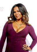 Nia Long cleavage