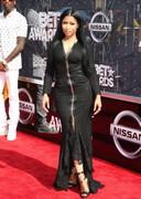 Nicki Minaj at 2015 BET Awards