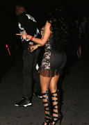 Nicki Minaj see through