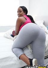 Big booty maid