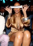 Rihanna at the 2015 BET Awards