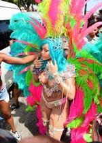 Rihanna carnival