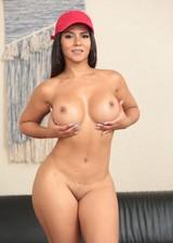 Curvy latin porn star