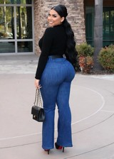 Big arabian booty