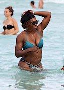 Serena Williams in a bikini