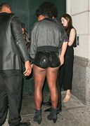 Serena Williams in booty shorts