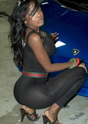 Shana Luxury big fake ass