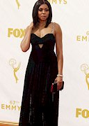 Taraji P Henson at the Emmys