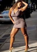 Tiara on the street