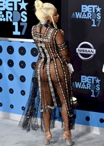 Tommie Lee at the BET Awards