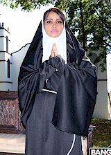 Big booty latina nun