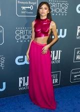Zendaya Coleman in a sexy top