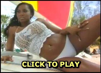 Video of Esther Baxter in a bikini